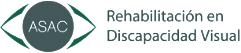 Logo ASAC - Rehabilitación en Discapacidad Visual
