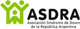 Logo ASDRA - Asociación Síndrome de Down de la República Argentina