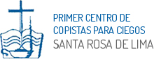 Logo PRIMER CENTRO DE COPISTAS PARA CIEGOS SANTA ROSA DE LIMA