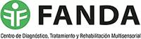Logo FANDA - Centro de Diagnóstico, Tratamiento y Rehabilitación Multisensorial