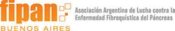 Logo FIPAN Buenos Aires - Asociación Argentina de Lucha contra la Enfermedad Fibroquística de Páncreas
